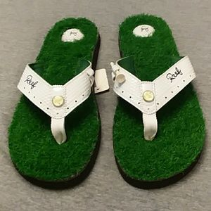924fa8325d74 Reef Shoes - NWT Reef Mulligan GOLF Inspired Flip Flops Sandal